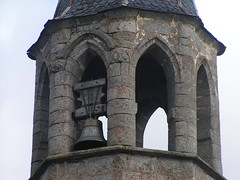 20080907 31806 1008 Jakobus La Chaze de Peyre Kirche Glocke_K - Photo of Prinsuéjols