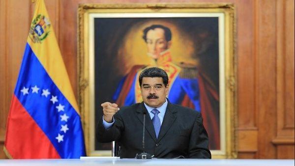 O presidente da Venezuela, Nicolás Maduro, tem sido alvo de ataques nacionais articulados com apoio internacional - Créditos: Foto: Prensa Presidencial