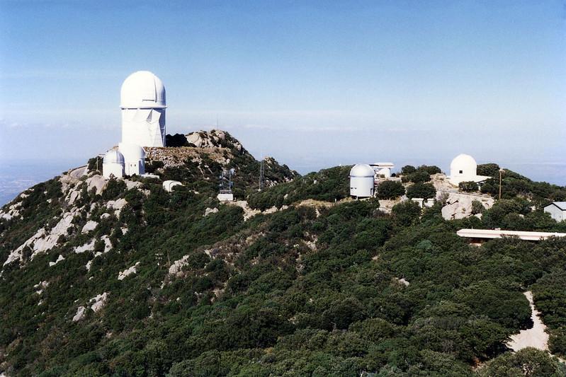 The big telescope