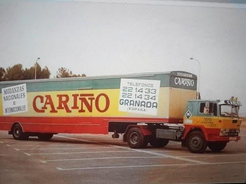 tractora Ebro P mundances Cariño Granada