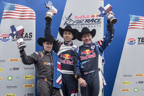 Red Bull Air Race World Championship 2018 - Fort Worth
