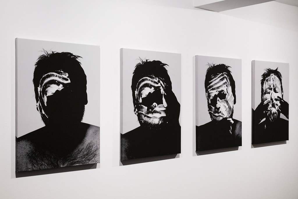 """2018 - Exposición """"Espacio Contiguo"""""""