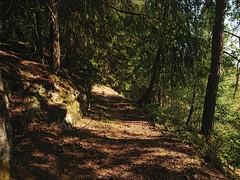 Parkeringa - Gapahukene, Romsåsen, Askim, Østfold, Norway