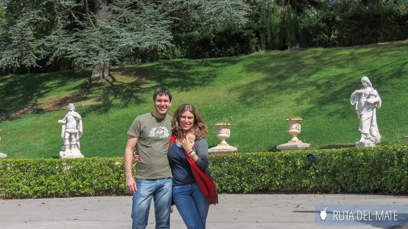 Visitar el Palacio Real de El Pardo IMG_4516