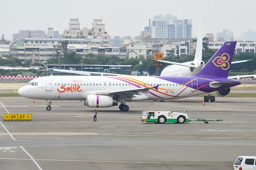 Airlines: Thai Smile [TG/THA]