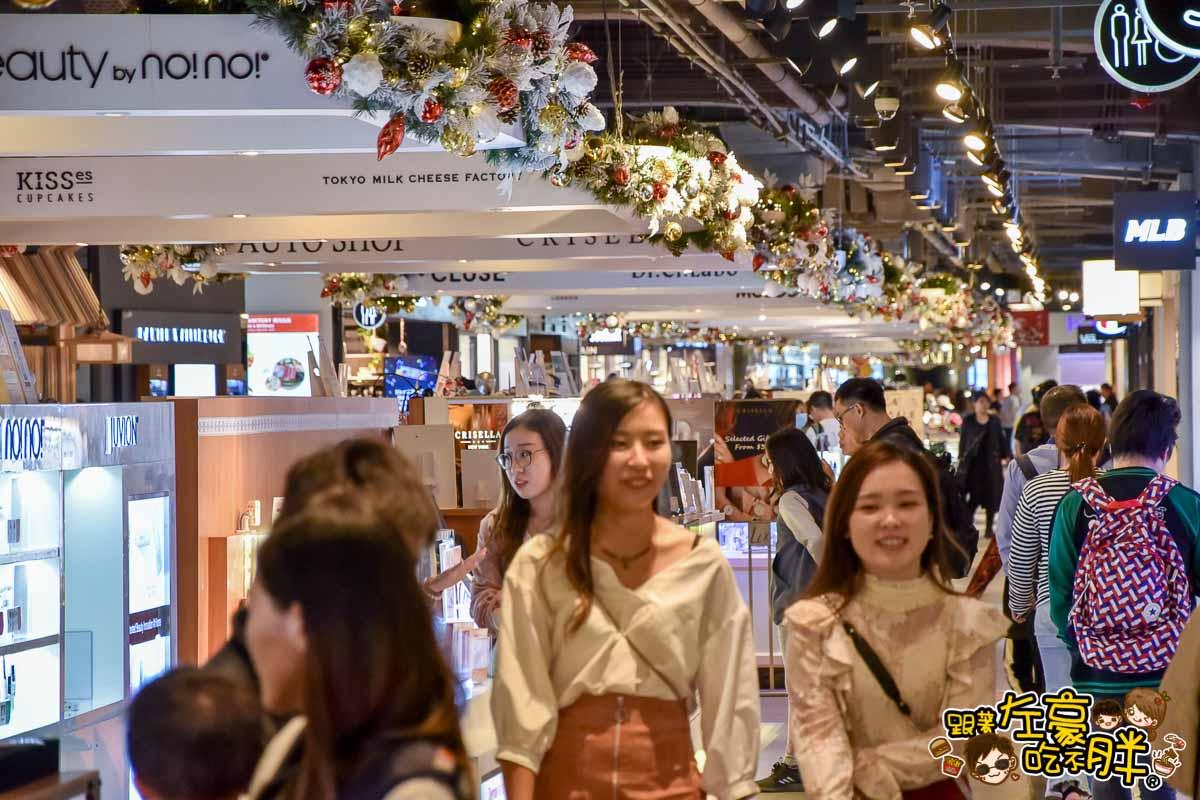 香港聖誕節 尖沙咀海港城聖誕裝飾-34