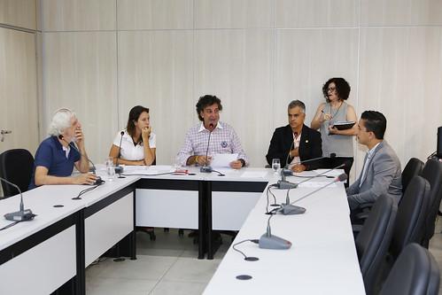 21ª Reunião Comissão Parlamentar de Inquérito - Oitiva do Diretor Geral do Departamento Nacional de Produção Mineral Victor Hugo Froner Bicca