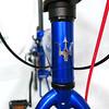 117-MASB-01 MASERATI  MS-AL207D 馬莎拉蒂 20吋鋁合金7速前碟 後V煞折疊車-藍色(201.5法式內胎)