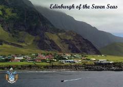UK - Tristan da Cunha Island