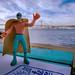 Luchadores por el Mundo  Nº 8: Atira-te ao rio