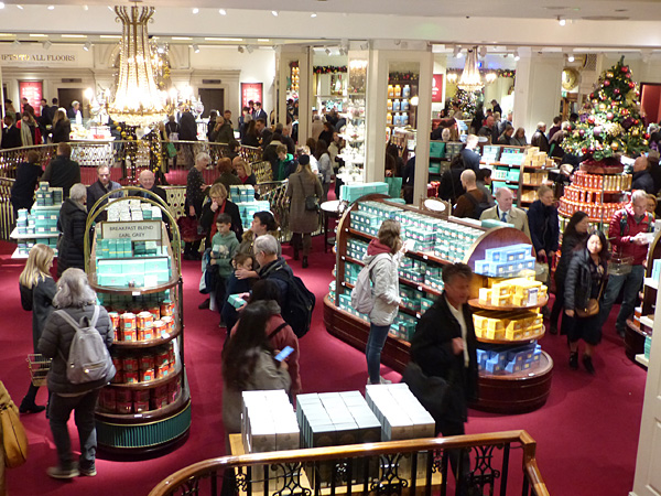 clients Fortnum and Mason