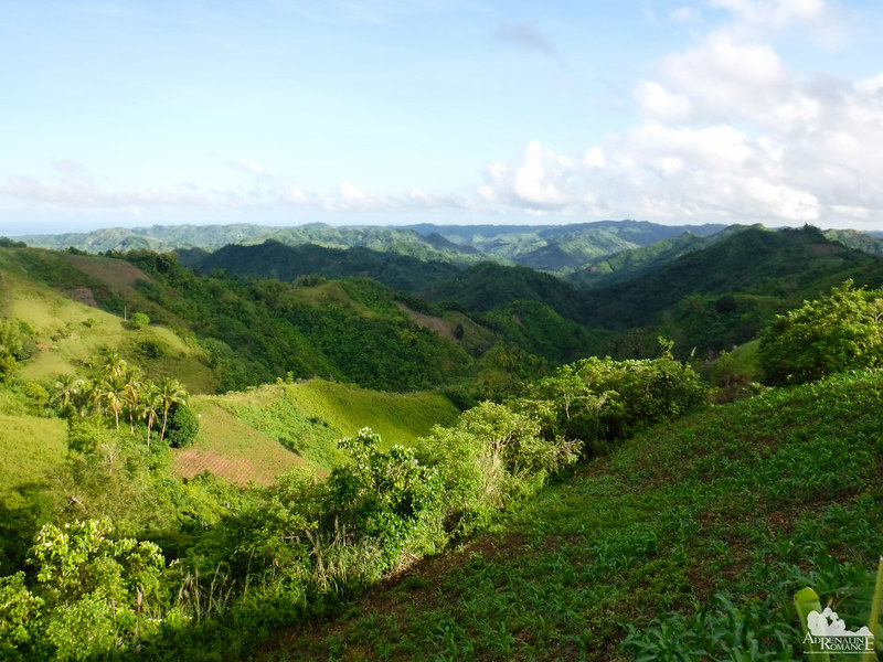 Seldom-seen highlands of Cebu