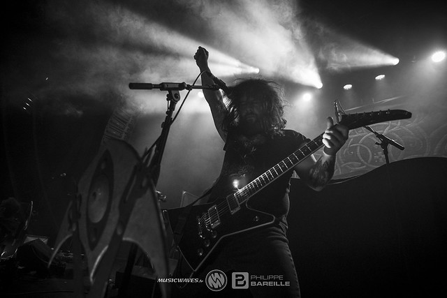 Wolves in The Throne Room @ Le Bataclan, Paris | 22/01/2019