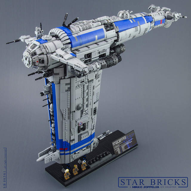 LEGO UCS Archives | The Brothers Brick | The Brothers Brick