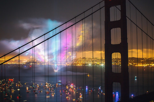 Lights Out, San Francisco