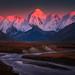 Tian Shan Giants by albert dros