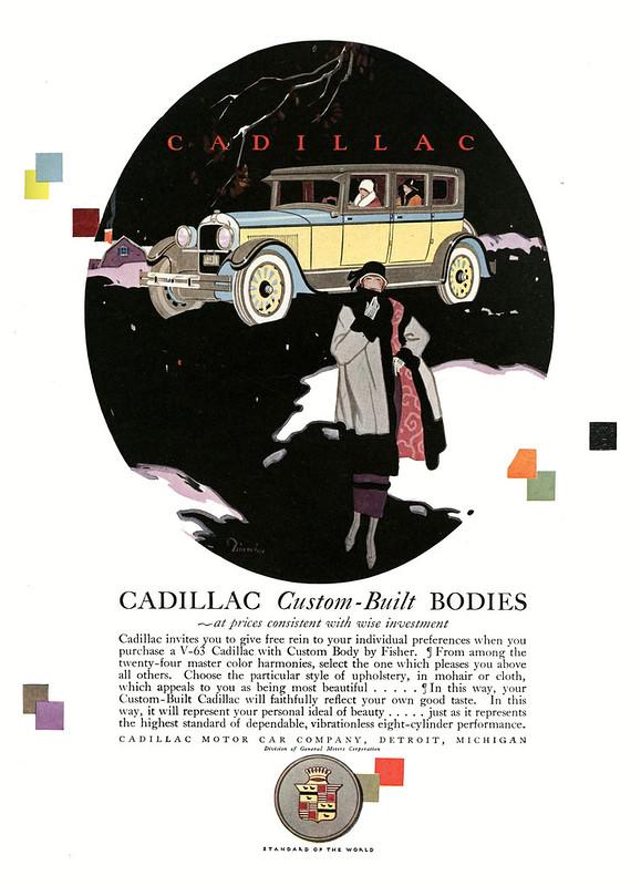 1925 Cadillac
