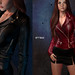 NEW RELEASE: selena - leather jacket (maitreya - lara / belleza - freya / slink - hourglass)