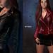 NEW RELEASE: selena - leather jacket (maitreya - lara / belleza - freya / slink - hourglass)