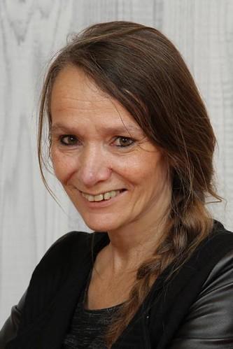 juf Anja, onderwijsassistente en conciërge