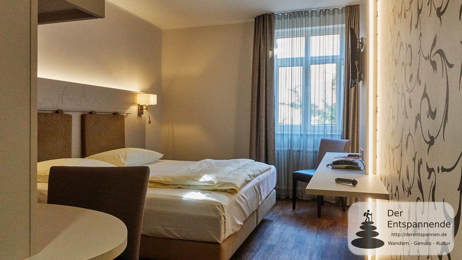 Zimmer im Stadthotel Ettlingen