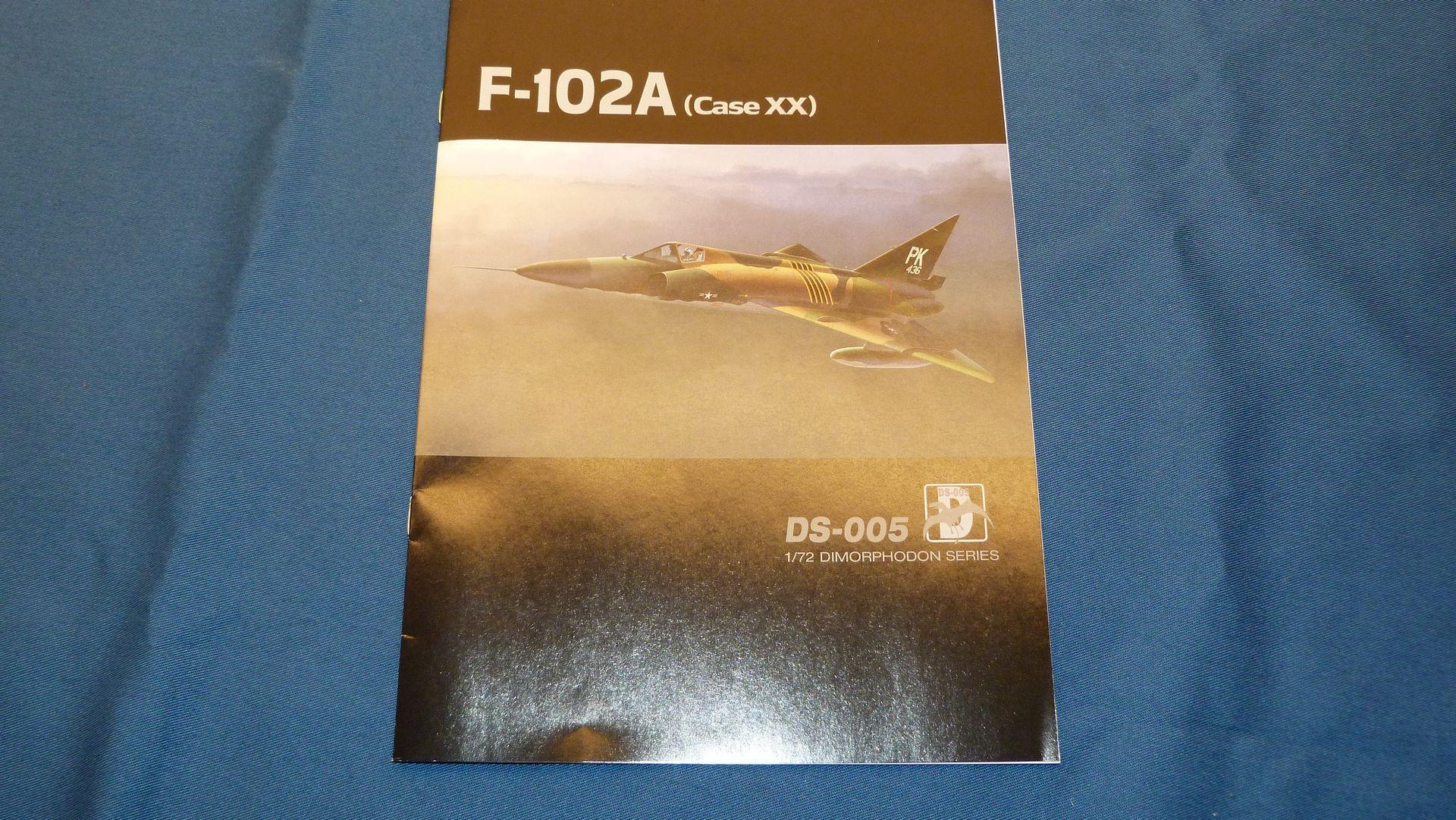 Meng Deltavingar, F-102 och F-106, 1/72 44065039280_039fddf43c_o