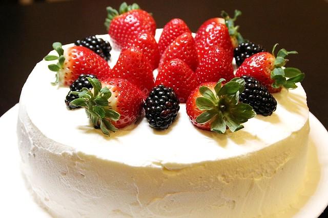 20181209 Handmade Birthday Cake 011