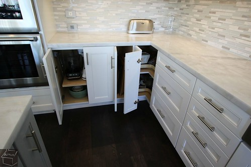 Design build kitchen remodel with custom white cabinetry, custom Island in city of Laguna Niguel, Orange County http://www.aplushomeimprovements.com/portfolio_page/transitional-white-design-build-kitchen-and-home-remodel-in-laguna-niguel-oc117/
