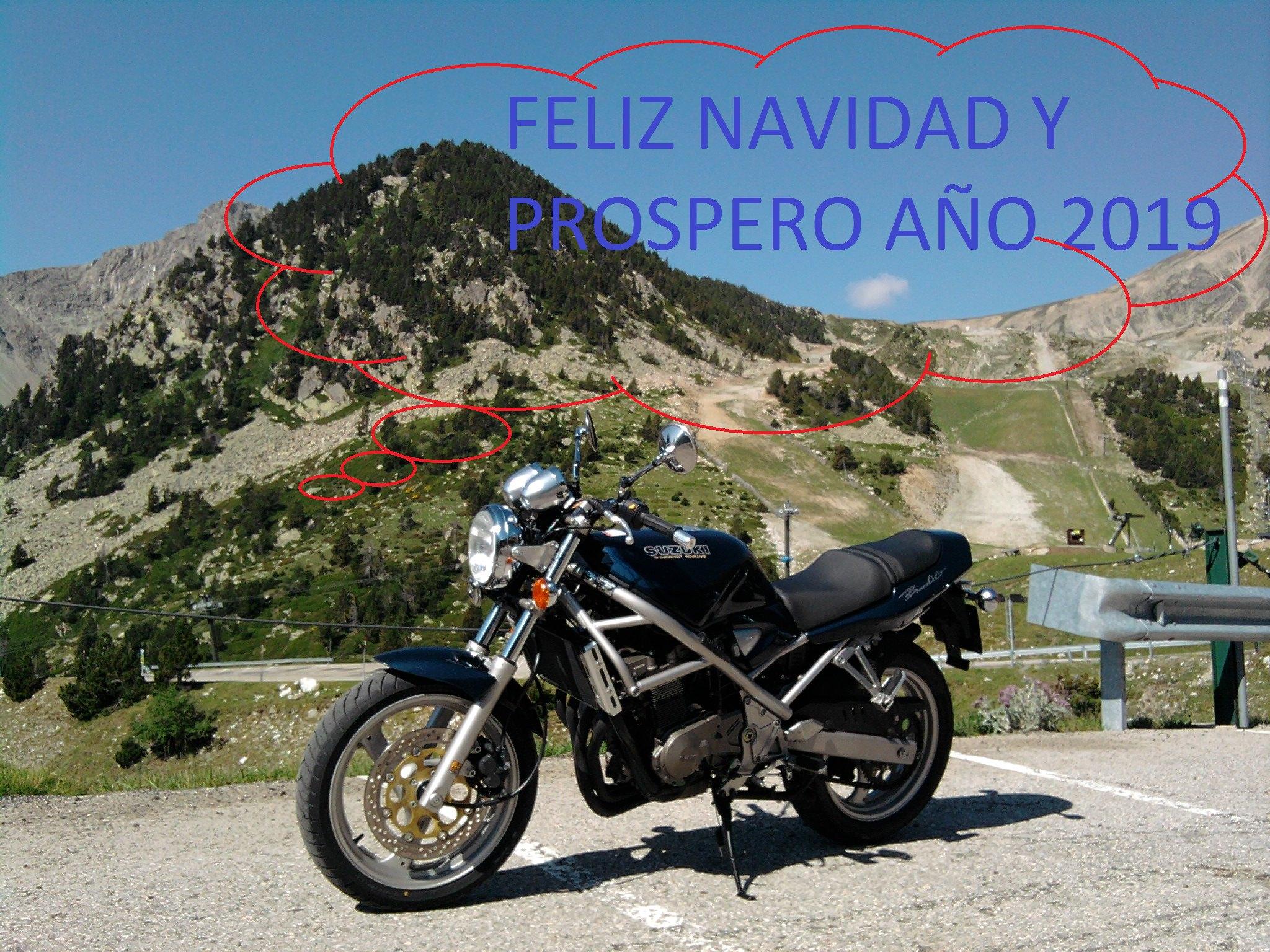 Felices fiestas a los Bandidos! 44633118310_291975653f_k