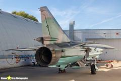 331---0390324621---East-German-Air-Force---Mikoyan-Gurevich-MiG-23ML-Flogger---Madrid---181007---Steven-Gray---IMG_1723-watermarked