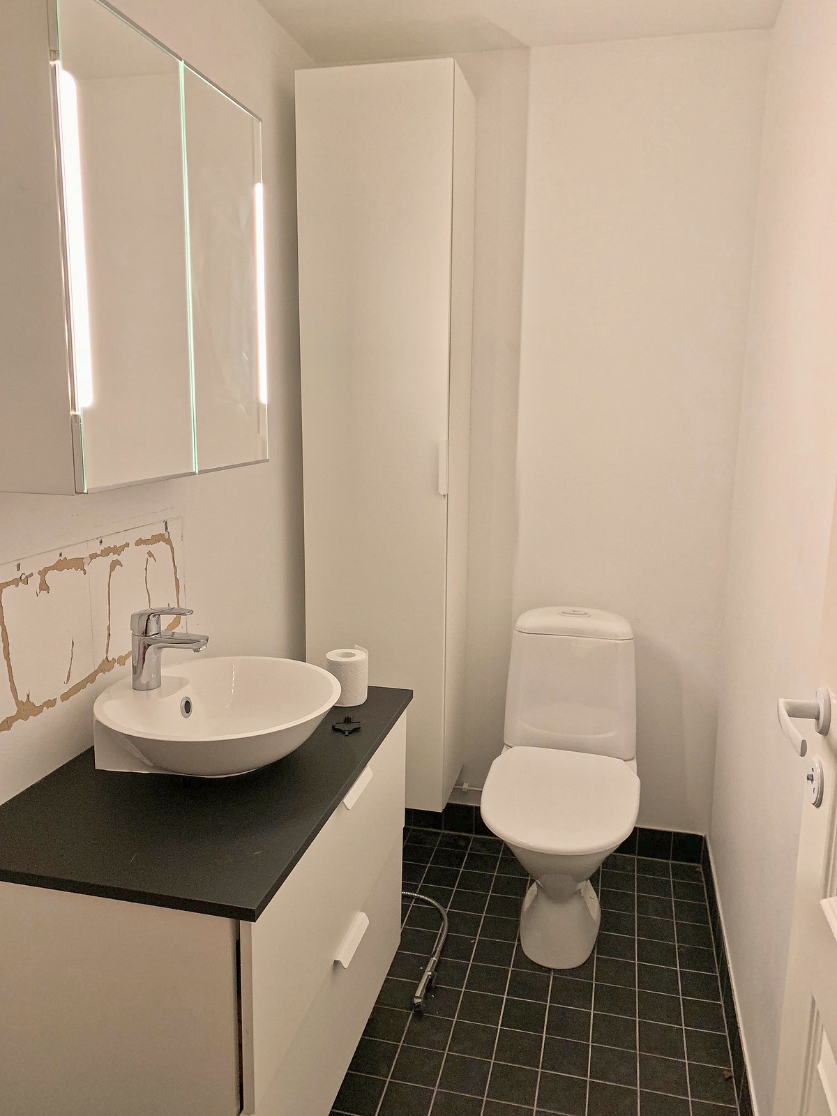 oma asunto pikku wc