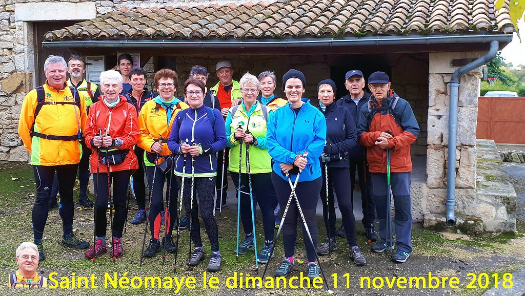 Sainte Neomaye 11 novembre 2018