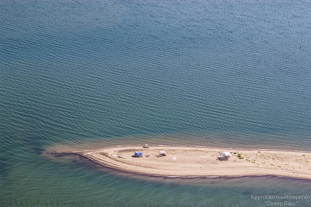 Южный берег Северного Ледовитого океана - курортное место