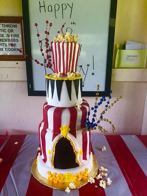 Cake by Brandy Cakes
