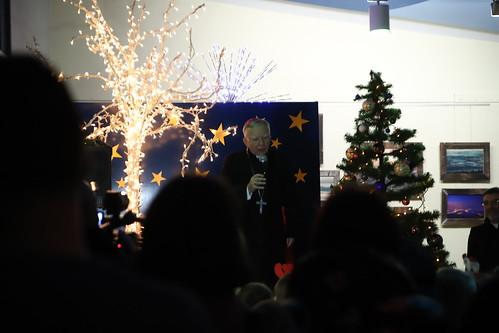 Msza św. odpustowa w 10. rocznicę ogłoszenia św. Mikołaja Patronem Miasta   Abp Marek Jędraszewski, 6.12.2018