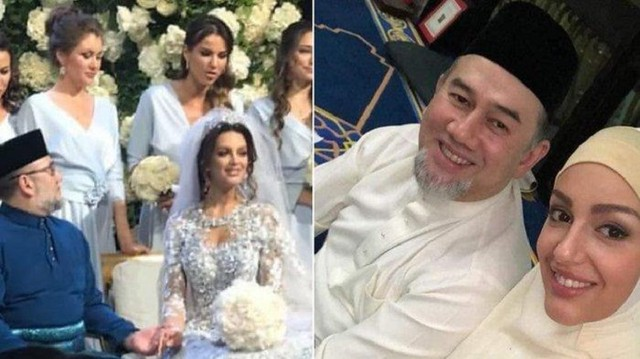 4813 Russian beauty queen converts to Islam, marries Malaysia's King 03