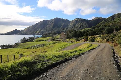 New Zealand. Photographer Larry Prosor