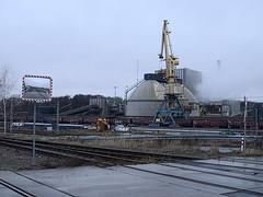Königs Wusterhausen Hafen December 2018