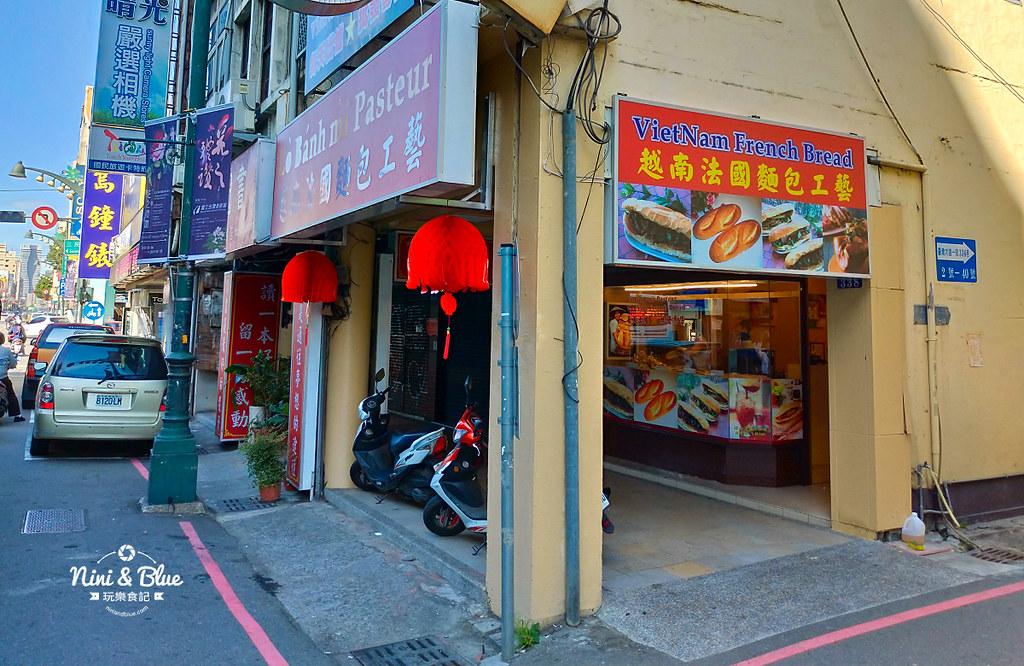 越南法國麵包工藝.第二市場14