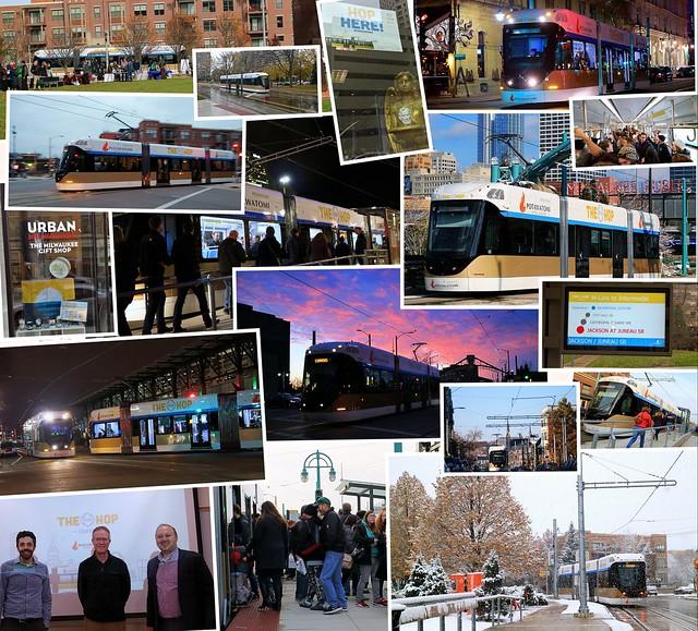 Five Weeks in a Streetcar