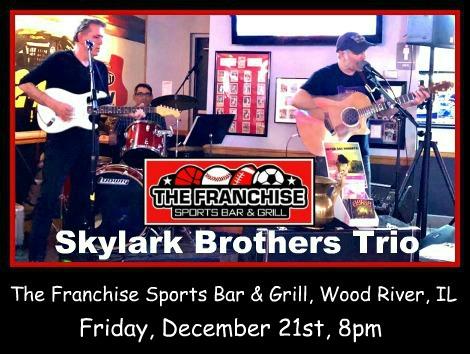 Skylark Brothers Trio 12-21-18