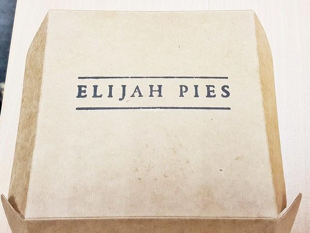 Elijah Pies Packaging