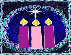 Advent 3 spiral