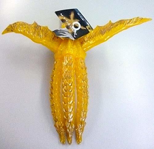 哥吉拉 MOVIE MONSTER 系列《GODZILLA 噬星之物(星を喰う者)》基多拉 ギドラ 軟膠模型