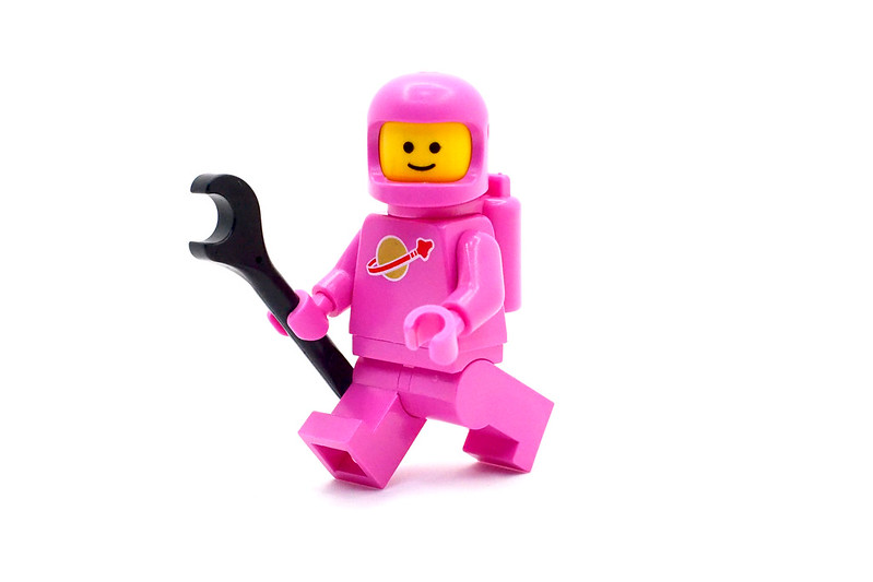 Lenny the Pink Spaceman