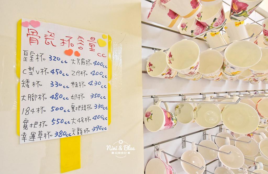 台中餐具批發 台韓 骨瓷 摩艾石像29