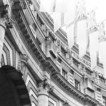 Admiralty Arch 的形象. kodak dxn doublex eastmankodak bw london admiralty britiain