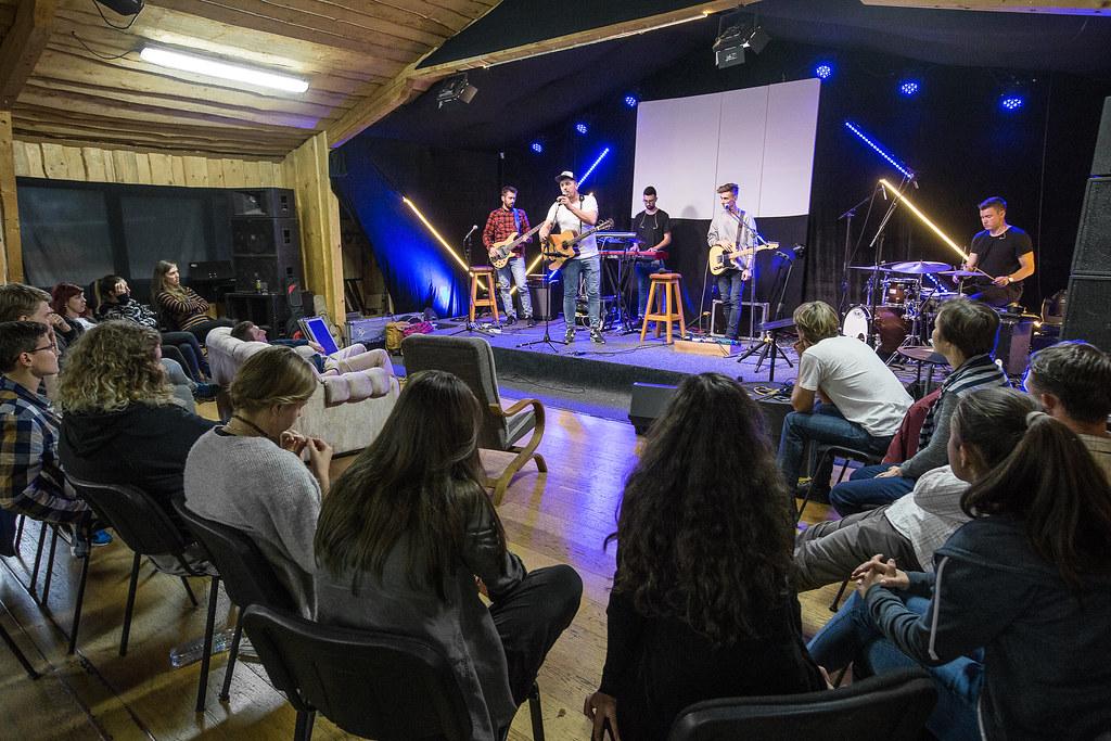 TWC B6 Evanjelizácia uctievaním 21 - 23. 9. 2018 s kapelou eSPe