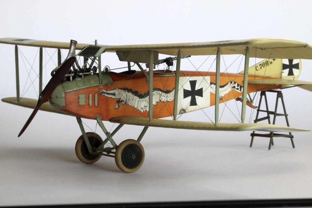 1/48 Albatros C. III   Crocodile et Dragon - Page 2 46015334794_b77aef2990_b