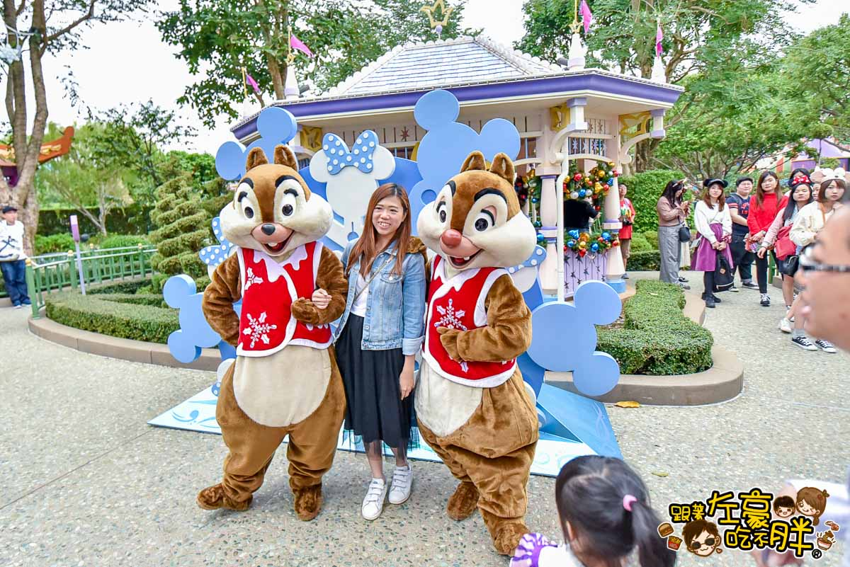 2019香港迪士尼樂園(聖誕節特別活動)-102